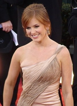 The Hollywood Actress Isla Fisher