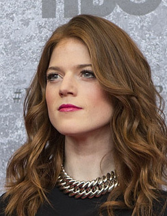 Rose Leslie from the Game of Thrones
