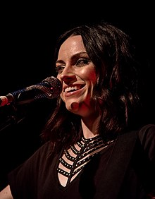 The Rock/Pop Singer Amy MacDonald